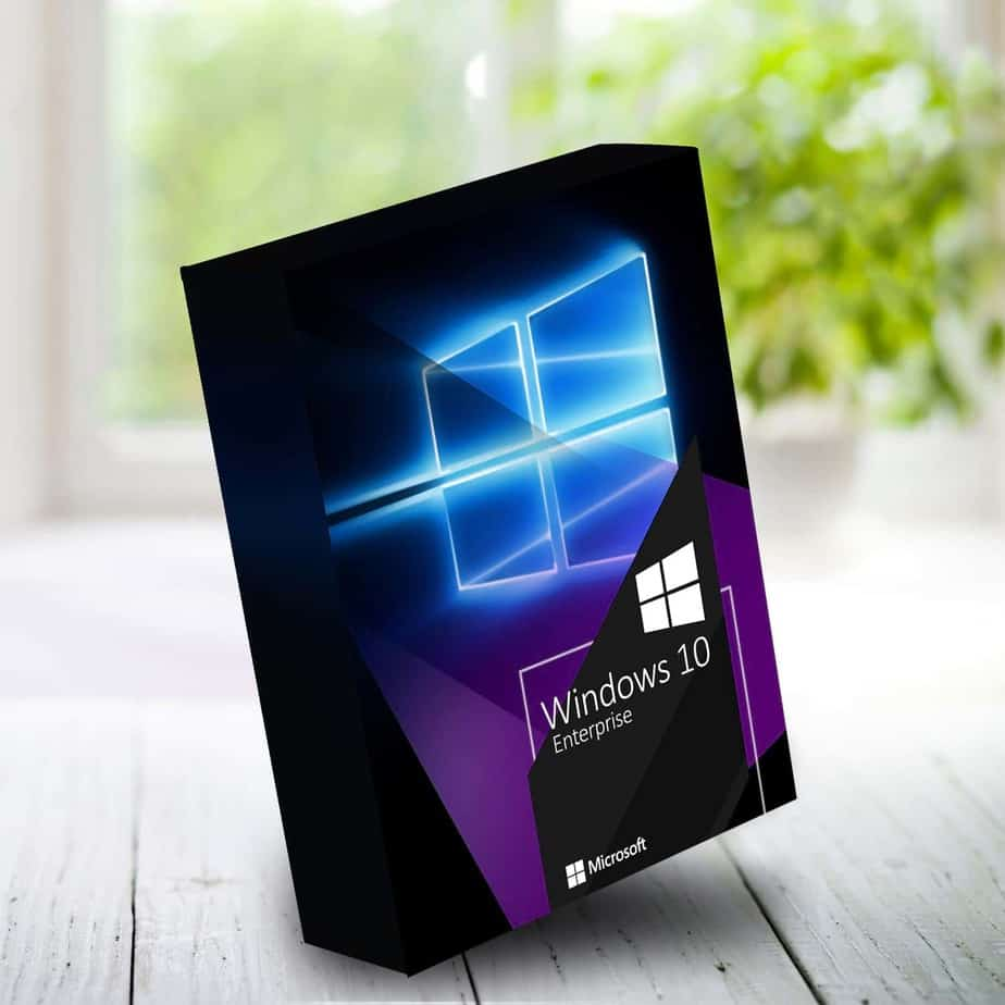 Microsoft Windows 10 Enterprise 1 PC Key Code Download